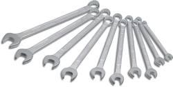 Jeu de clés mixtes 10 pièces 8 - 19 mm Hazet 600SPC/10
