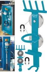 Support aimanté pour air comprimé Hazet 9070-10 1 pc(s)