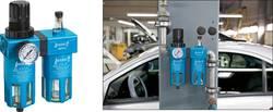 """Unité de maintenance pour air comprimé 1/4"""" (6,3 mm) Hazet 9070-4 1 pc(s)"""