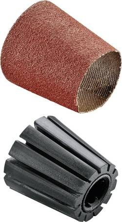 Manchon abrasif avec manche adaptateur Bosch Home and Garden 1600A00156 Grain 80 (Ø) 30 mm 1 pc(s)