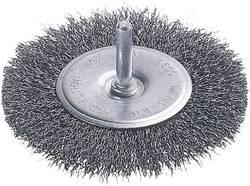Wolfcraft 2100000Brosse circulaire Diam. 75 mm Fil d'acier Diam. tige 6 mm 1 pc(s)