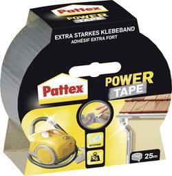Ruban adhésif toilé Pattex Power Tape Pattex PT2DS argent (L x l) 25 m x 50 mm caoutchouc 1 rouleau(x)