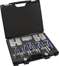 Set de réparation de filetage 130 pièces. Exact 40335 M5, M6, M8, M10, M12 130 pièces