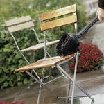 Brosse rotative pour meubles de jardin