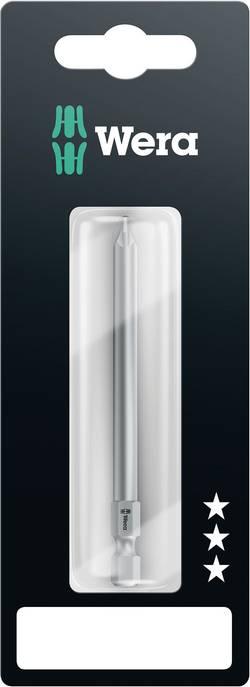 Embout cruciforme PZ 1 Wera 05073523001 Acier à outils extra-rigide Forme: F 6.3 1 pc(s)