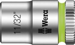 """Douille 6 pans extérieurs 11/32"""" Longueur: 23 mm Wera 05003519001 Emmanchement: 1/4"""" (6.3 mm) 1 pc(s)"""