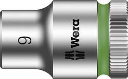 """Douille 6 pans extérieurs 9 mm Longueur: 29 mm Wera 05003554001 Emmanchement: 3/8"""" (10 mm) 1 pc(s)"""