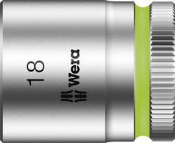 """Douille 6 pans extérieurs 18 mm Longueur: 30 mm Wera 05003563001 Emmanchement: 3/8"""" (10 mm) 1 pc(s)"""