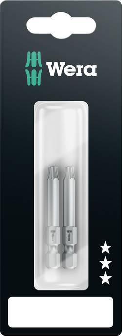 Embout Torx T 20 Wera 05073722001 Acier à outils allié, extra-rigide Forme: F 6.3 2 pièce