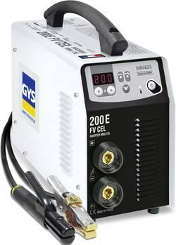 Poste de soudage Inverter GYS PROGYS E200 CEL 030862 5 - 200 A 1 pc(s)