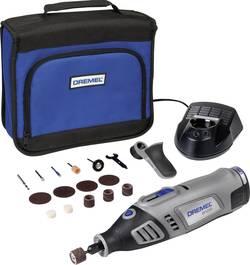 Dremel 8100-1/15 F0138100JA Outil multifonction sans fil + batterie, + accessoires, + housse 18 pièces 7.2 V 1.5 Ah