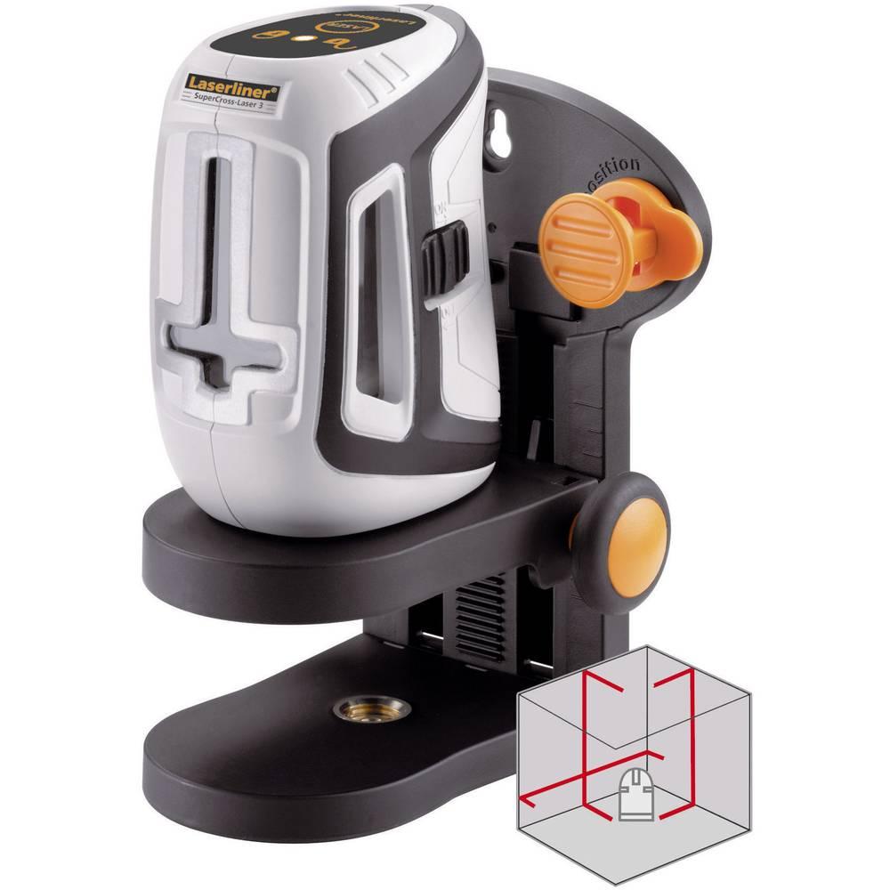 laser en croix autonivelant laserliner supercross laser 3. Black Bedroom Furniture Sets. Home Design Ideas