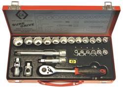 """Coffret clé + douilles 23 pièces C.K. T4656 métrique 3/8"""" (10 mm)"""