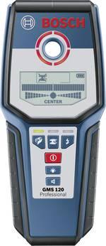 Scanner mural Bosch Professional GMS 120 0601081000 Profondeur (max.) 120 mm 1 pc(s)