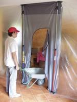 Porte anti-poussière avec fermeture auto-agrippante 824187 1 pc(s)