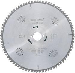 """Lames de scie circulaire """"power cut"""" HW/CT 216 x 30 60 FZ/TR5 Metabo 628083000 Diamètre: 216 mm Nombre de dents (par po"""