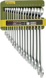 Jeu de clés mixtes 15 pièces 6 - 21 mm Proxxon Industrial 23821