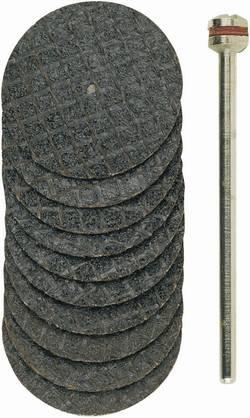 Disques de ponçage Ø 22mm Proxxon Micromot x10