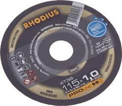 Disque à tronçonner 115 mm Rhodius FT38 TOP 115 X 1.0 X 22.2 mm