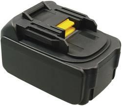 Batterie pour outil Li-Ion Akku Power P5109 Remplace l'accu d'origine Makita BL 1830 18 V 3 Ah 1 pièce