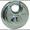 Cadenas Kasp K16070A1 argent avec serrure à clé
