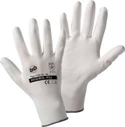 Gants de protection Leipold + Döhle 1150 Nylon avec revêtement PU EN 388 RISQUES MECANIQUES 4131 Taille 7 (S)