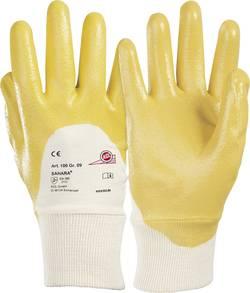 Gants de protection KCL 100 Tricot 100% coton avec revêtement en nitrile spécial EN 388 RISQUES MECANIQUES 3111 Taille 9