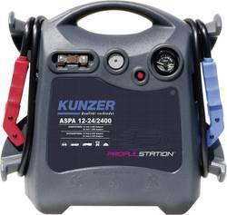 Système de démarrage rapide Kunzer ASPA 12-24/2400 AC/DC Courant d'aide au démarrage (12V)=2400 A Courant d'aide au déma