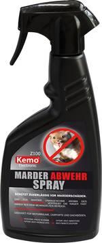 Spray répulsif anti-martre Kemo Z100 répulsif 500 ml