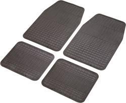 Set de 4 tapis de voiture universel Noir