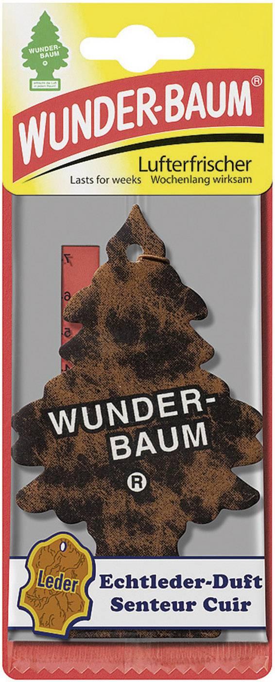 Carte Désodorisante Wunder Baum 134244 Cuir Véritable 1 Pcs