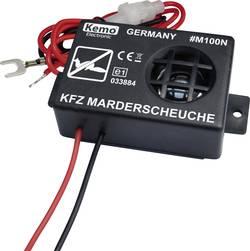 Module anti-martre Kemo M100N à ultrason, éclairage LED 12 V 1 pc(s)