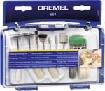 Kit de nettoyage/polissage 20 pcs Dremel 684