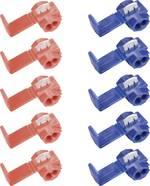 Set de connecteurs de serrage