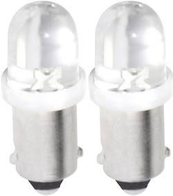 Ampoule LED pour l'habitacle Eufab 13280 BA9S 12 V BA9s 1 paire