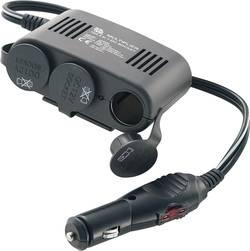 Répartiteur pour allume-cigare MWU10230 Charge de courant max 10 A