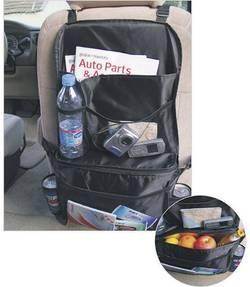 Sac de rangement pour dossier de siège avec compatiment isolé 19.325 (L x l x h) 600 x 400 x 90 mm