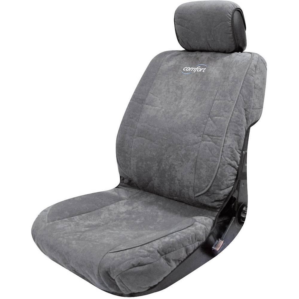 housse de si ge 1 pi ce eufab 28294 micro fibre gris si ge conducteur sur le site internet. Black Bedroom Furniture Sets. Home Design Ideas