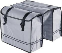 Sacoche pour porte-bagage Bicyle Gear 65789 gris, noir