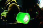 Embout fluorescent PELI pour lampe de poche 2010