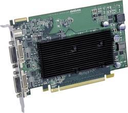 Carte graphique pour poste de travail Matrox M9120 512 Mo RAM DDR2 PCIe x16 DVI