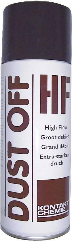 Spray à air comprimé ininflammable DRUCKLUFT 67 CRC Kontakt Chemie DUST OFF 67 HIGHFLOW 340 ml
