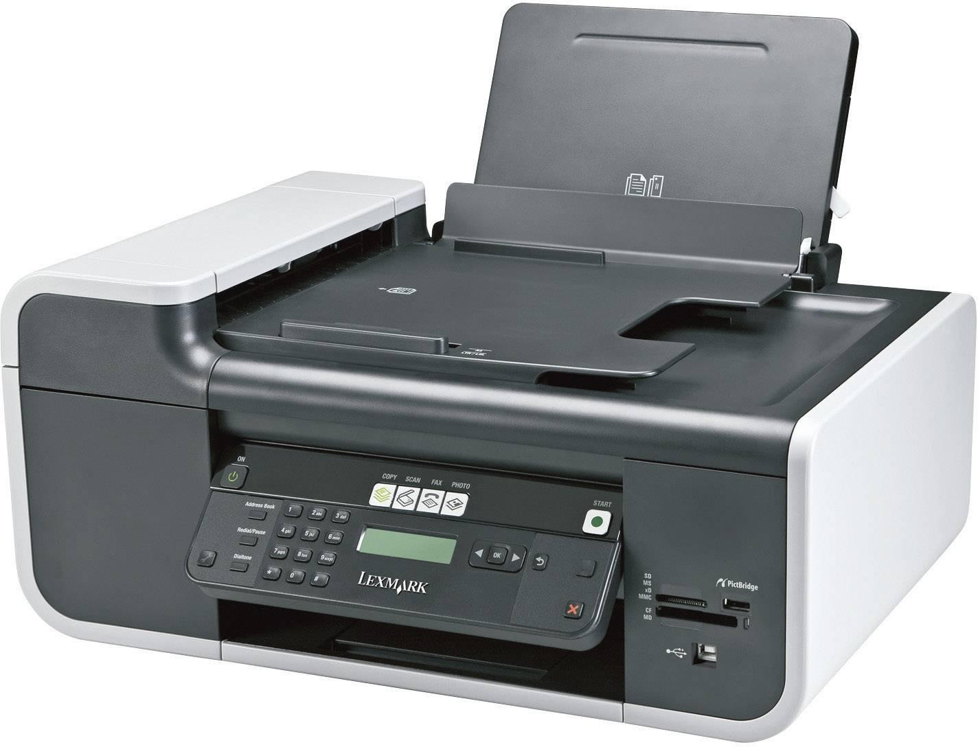 logiciel imprimante lexmark x5650
