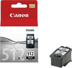Cartouche d'encre pour imprimante Canon PG512 noire (2969B001)