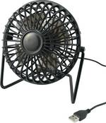 Ventilateur de table USB TM-2029 noir