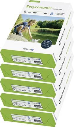 Papier d'impression recyclé Papyrus Recyconomic 90 DIN A4 80 g/m² blanc 2500 feuille