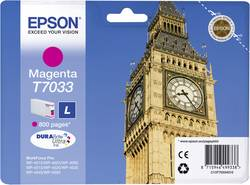 Cartouche d'encre Epson T7033 magenta C13T70334010