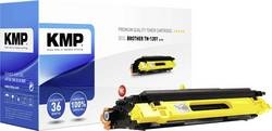 Toner KMP B-T27 remplace Brother TN-135, TN135Y compatible jaune 4000 pages