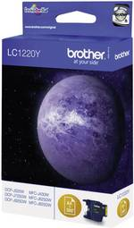 Cartouche d'encre Brother LC-1220Y jaune