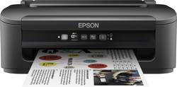Imprimante Jet d'encre Epson WorkForce WF-2010W A4 - Noire - WiFi